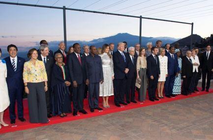 """قمة زعماء """"جي 7"""" تستأنف أعمالها المفتوحة حول الشراكة مع أفريقيا"""