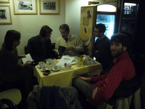 Incontro con Romano Prodi Gennaio 2009