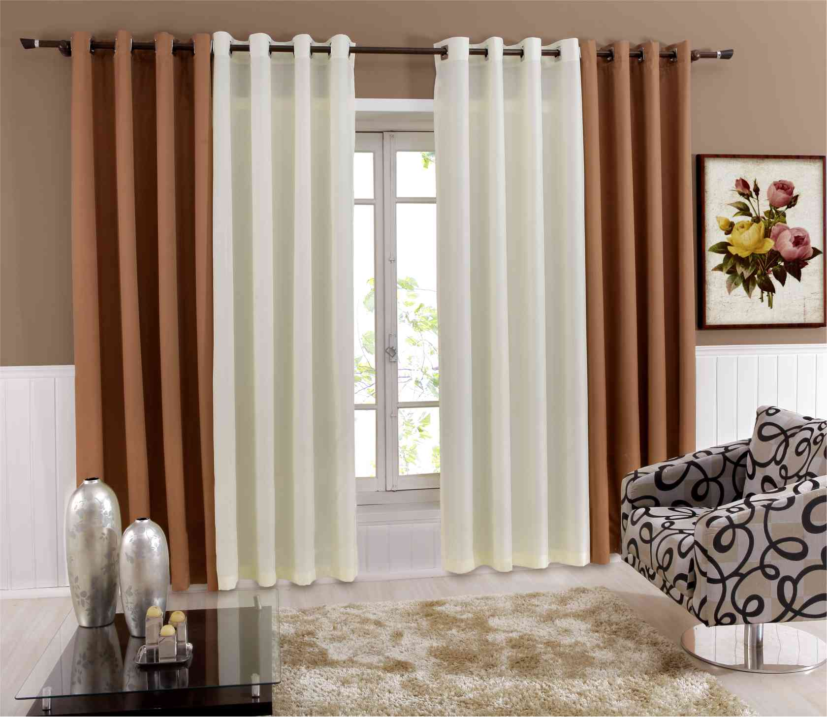 Cortina Decoracion Cortinas Y Estores Alutherm
