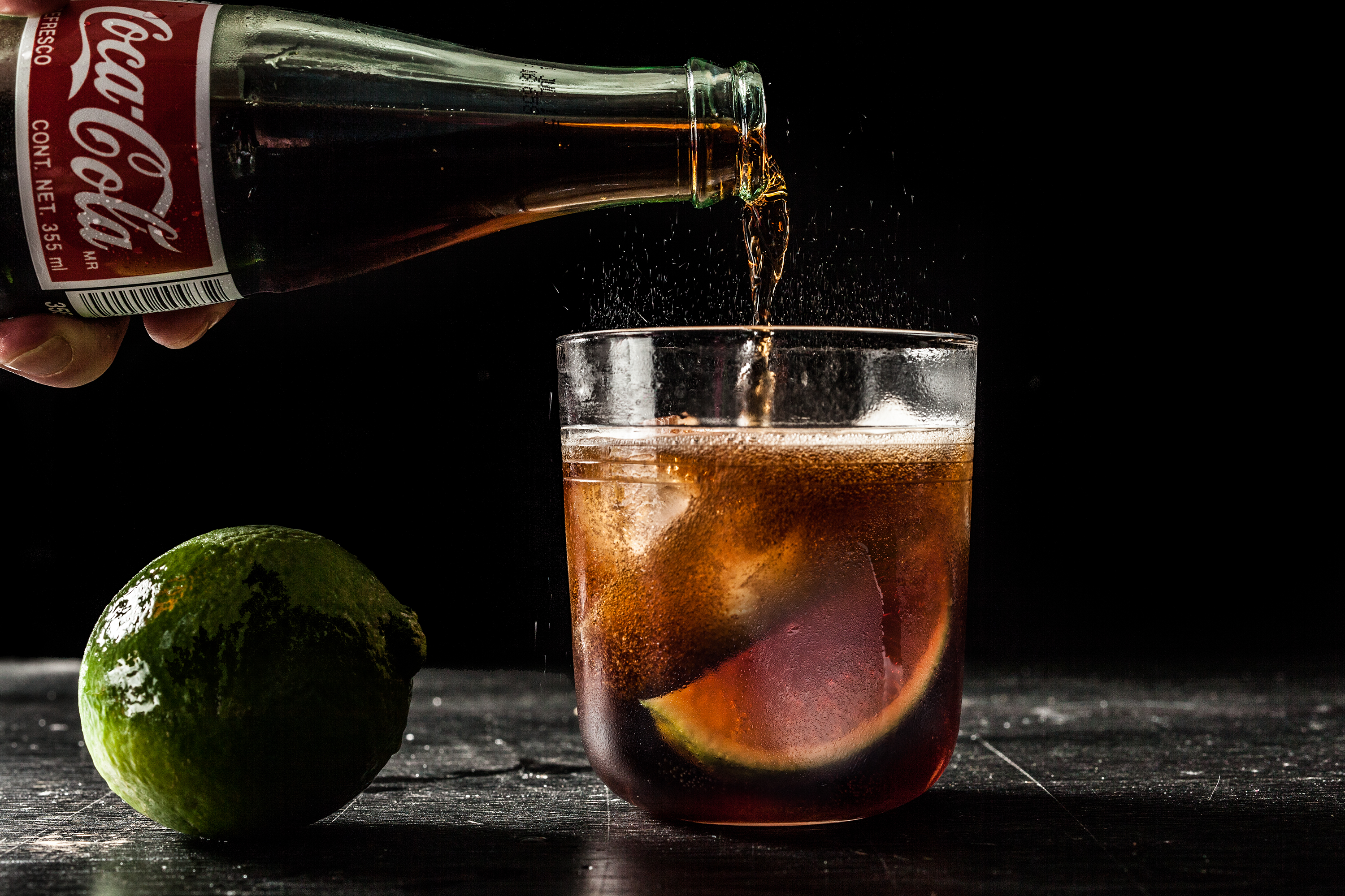 Cuba Libre Drink Bestselling Sodas In The World Based On Brand Value