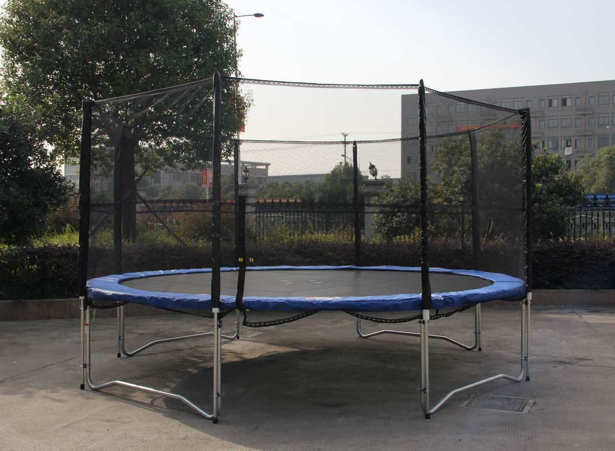 Trampoline Sale Australia Qld Pickup 14 Ft Trampoline Set 43 Safety Net 43 Ladder