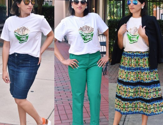 A2F Three Ways To Wear A T-Shirt Feature Image