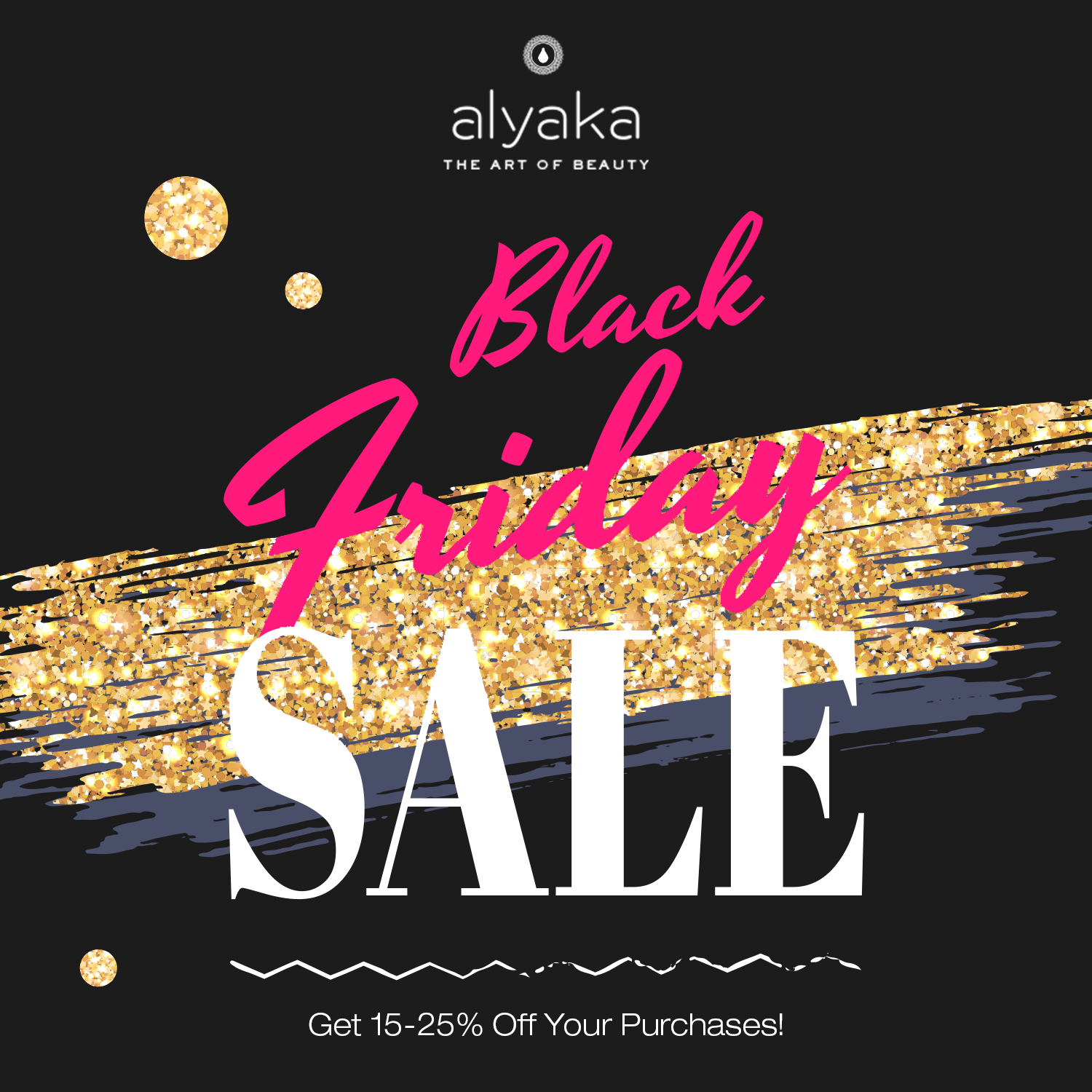 Www Black Friday Black Friday Beauty Deals At Alyaka Alyaka