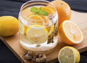 Ginger for weightloss & 21 cool facts about ginger   Ginger tea