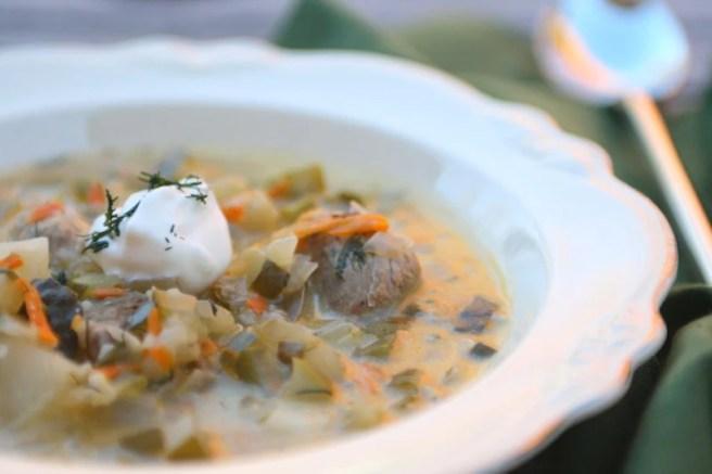 Ukrainian-Pickle-Soup-Rassolnik-росолнек-borscht-russian-pickle-soup