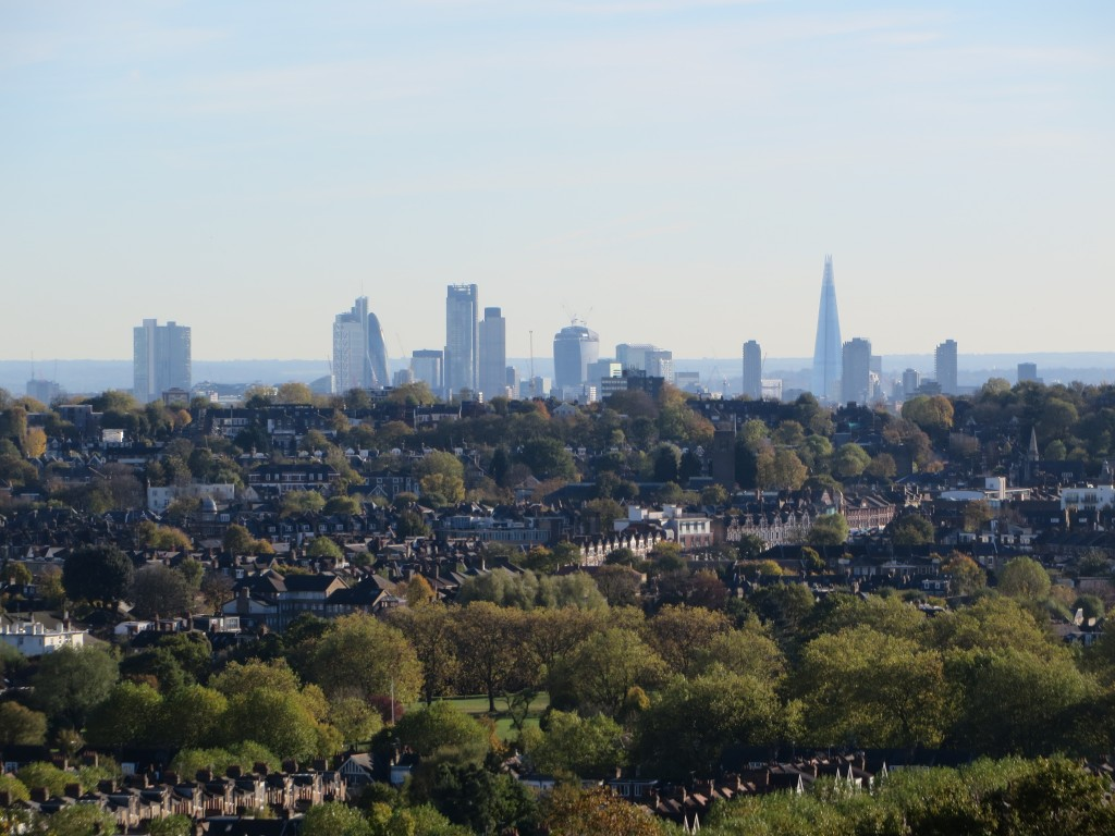 6 Places You Can See The London Skyline For Free