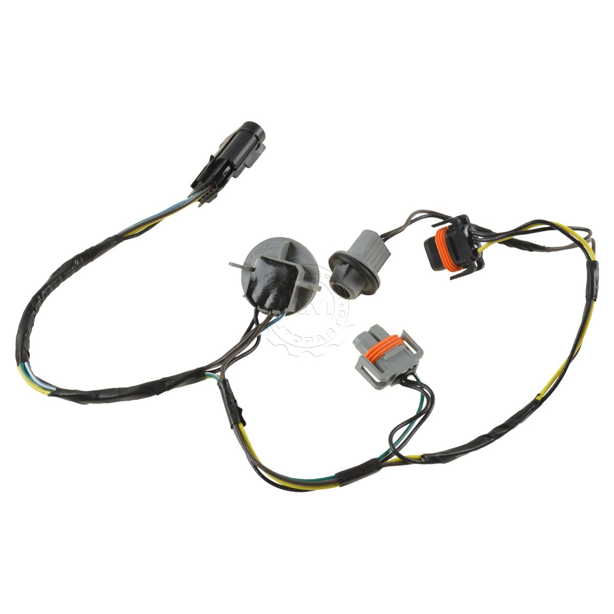 2008 chevy silverado headlight wiring harness