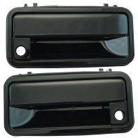 Outer Outside Exterior Door Handle Pair Set of 2 for Chevy ...