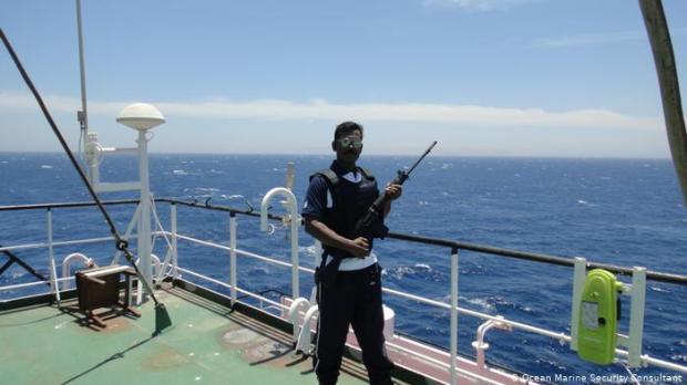 Le Golfe de Guinée, épicentre de la piraterie mondiale