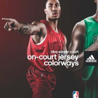 Nba, winter court: le nuove jersey colorways
