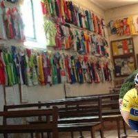 Notre-Dame dei Ciclisti, Armstrong: la maglia ritirata