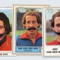 """Abe van den Ban, """"Un venerdì con i baffi"""" da record!"""