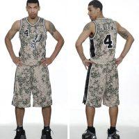 Spurs military alternate uniforms: nuova maglia mimetica