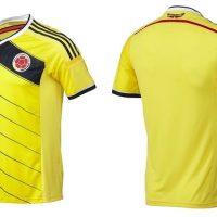 Maglia della Colombia per Brasile 2014 di adidas