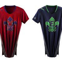 All Star Game 2014, Nba: uniformi ufficiali sono le t-shirt