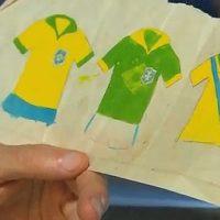 Brasile 2014, maglia della Seleçao: 60 anni di calcio bailado