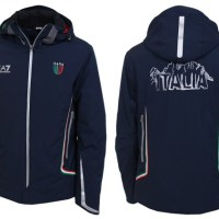 Sochi 2014, le divise EA7 di Armani per l'Italia alle Olimpiadi