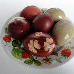 Крашение яиц: греческие традиции