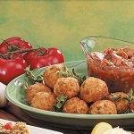 Итальянские рисовые шарики с начинкой (Arancino – Аранчини)