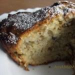 Простой пирог или кекс на скорую руку