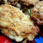 Куриная грудка с сыром (жареная)