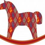 Лошади: шаблоны и трафареты для поделок