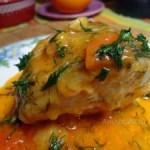 Рыба Аргентина в томате