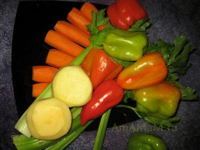 Как правильно хранить овощи в холодильнике