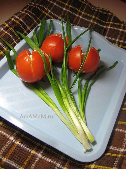 Оригинальные салаты для праздничного стола - рецепт с фото