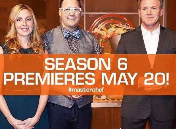 MasterChef Season Premiere! Photo credit: MasterChef on Fox!