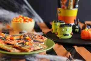 easy treats, halloween treats