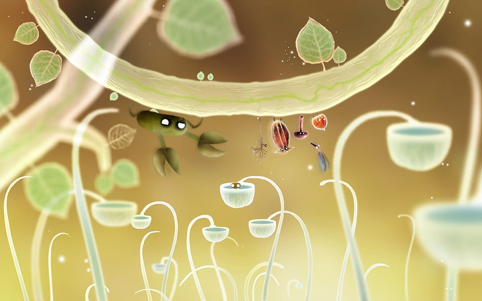 Best Iphone Wallpaper Website Botanicula Amanita Design