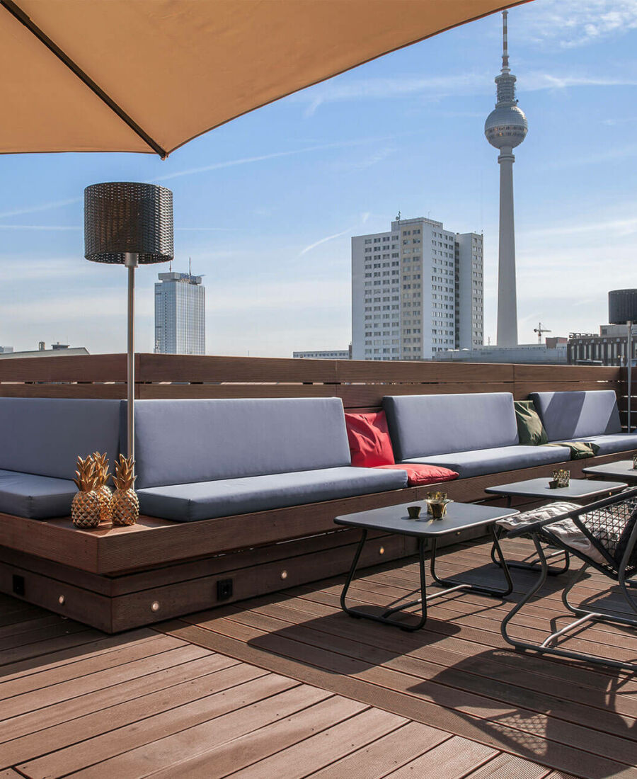 Yoga Dachterrasse Berlin Hotel Near Hackescher Markt Best Price Guaranteed Hotel Zoe