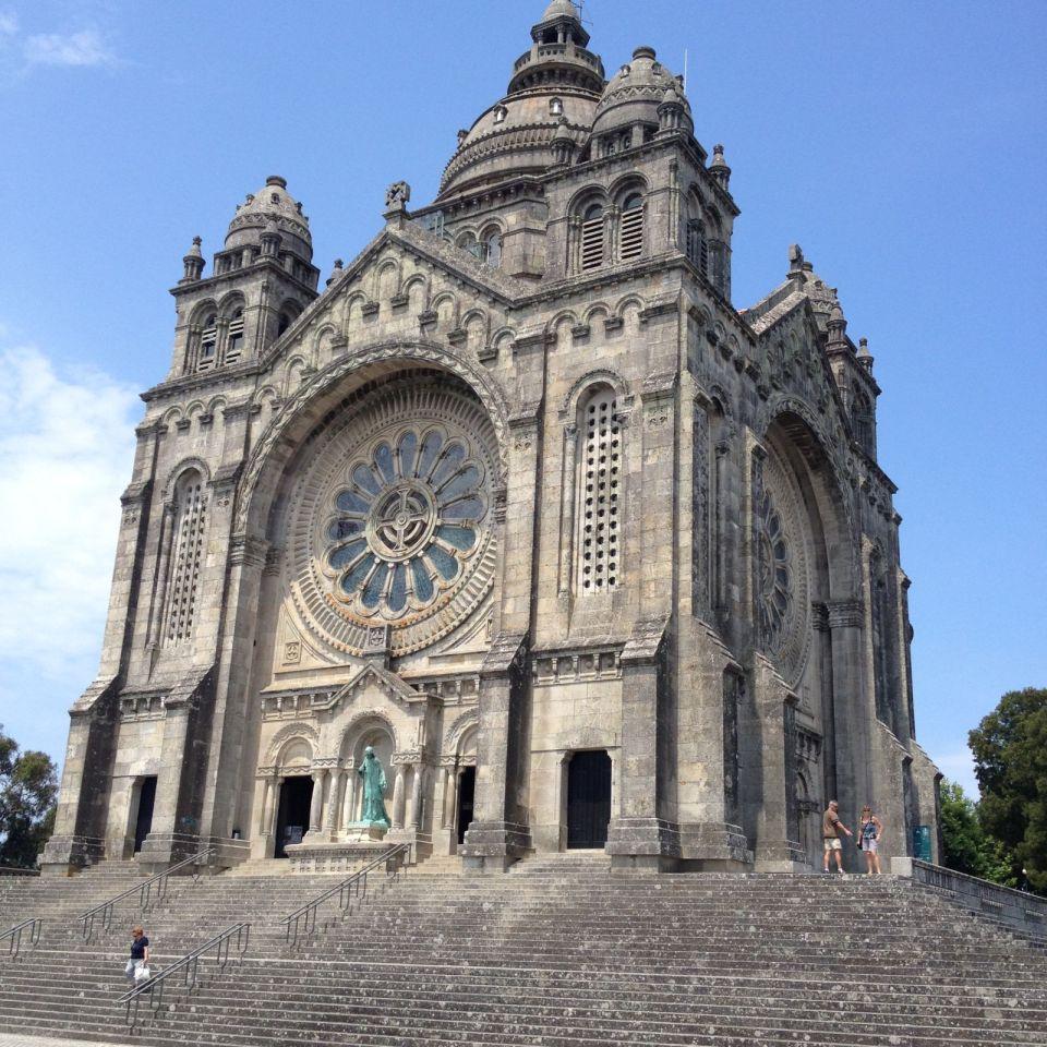 Santuário de Santa Luzia- Viana do Castelo