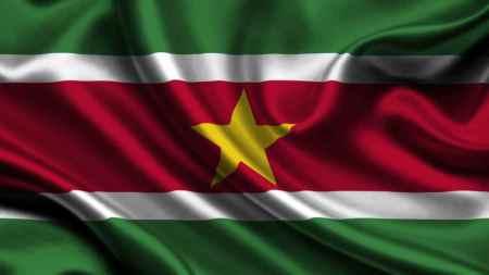 Bandeira do Suriname