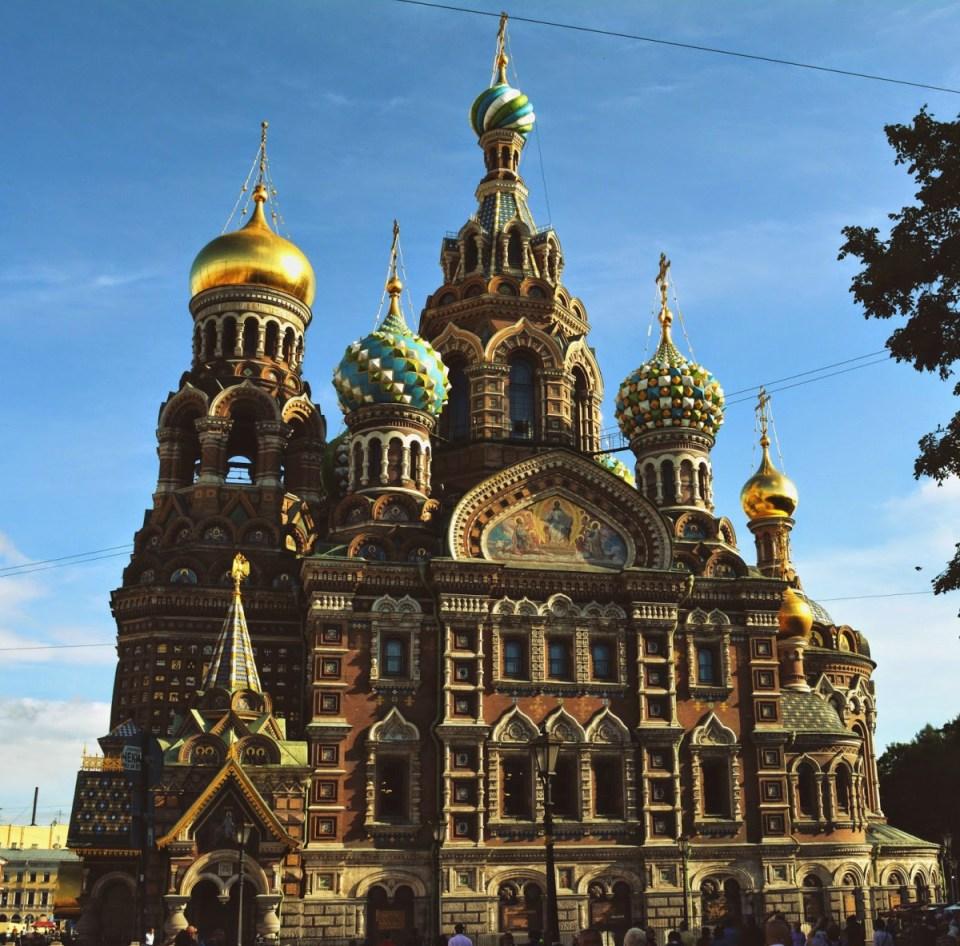 Catedral São Petersburgo