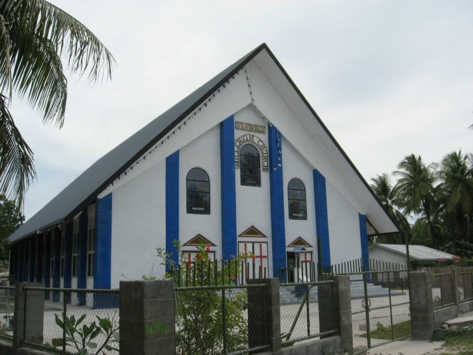Igreja Cristã em Kiribati