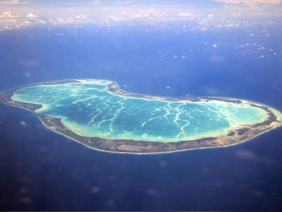 Ilha Fenua-Ura (fanning island)