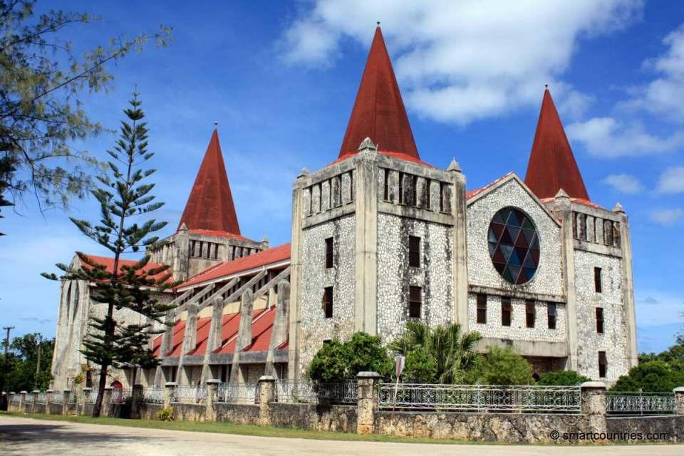Igreja em Nuku'Alofa