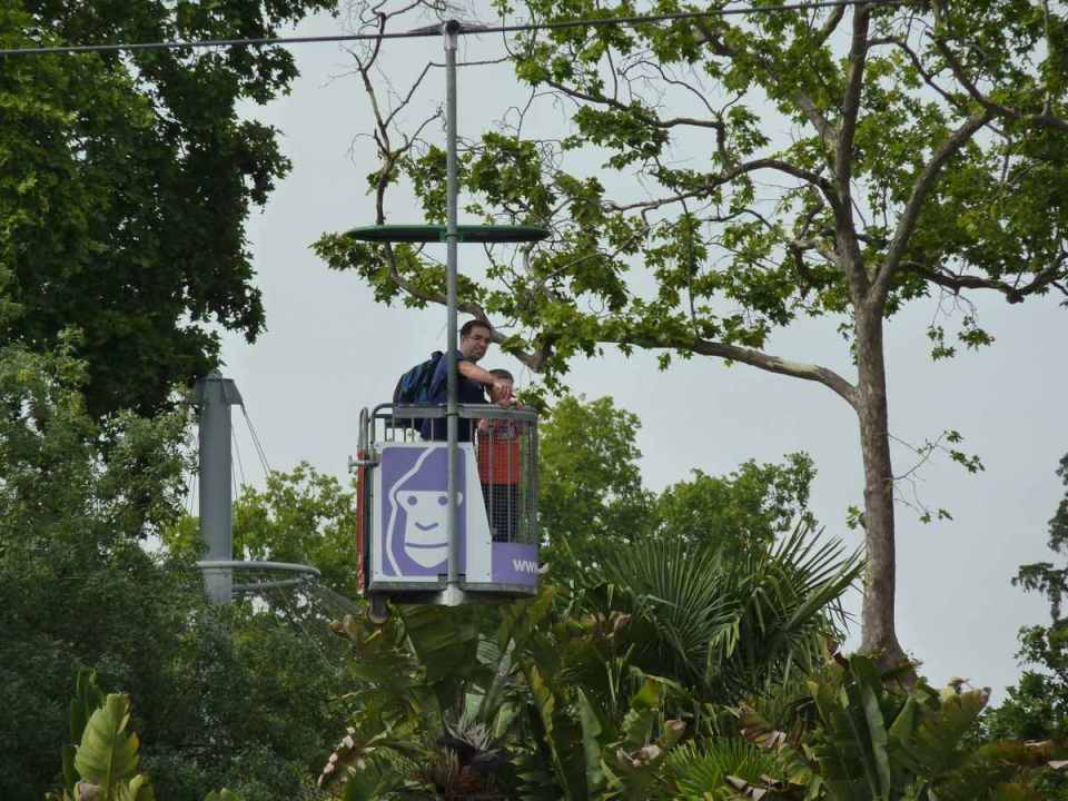 Teleférico do Zoo