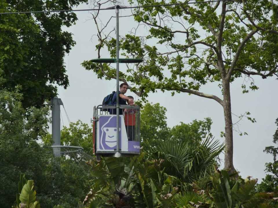 Teleférico do Zoo