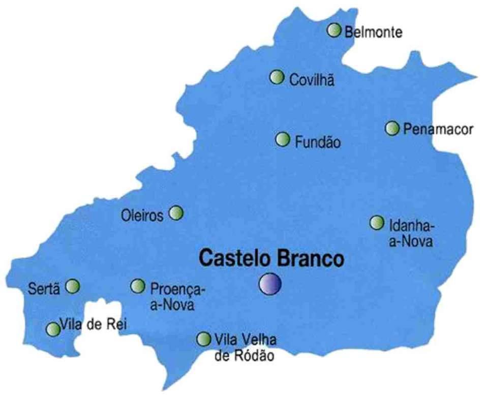 Distrito Castelo Branco