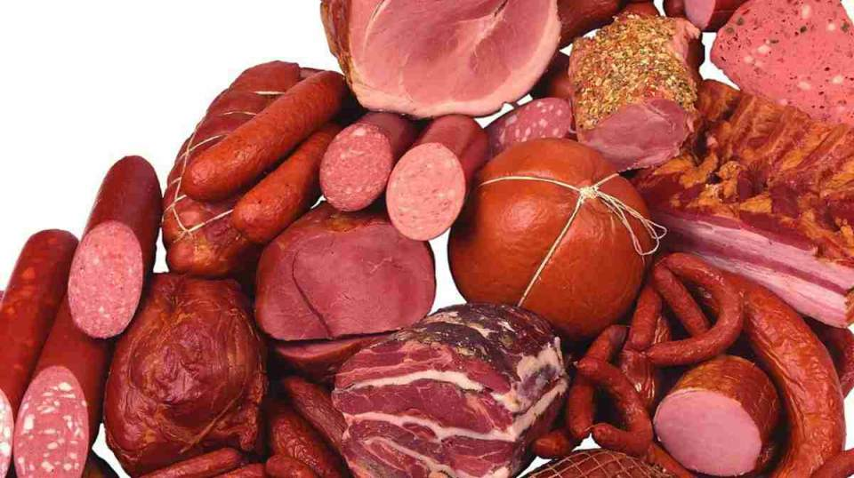 Enchidos e carnes fumadas,