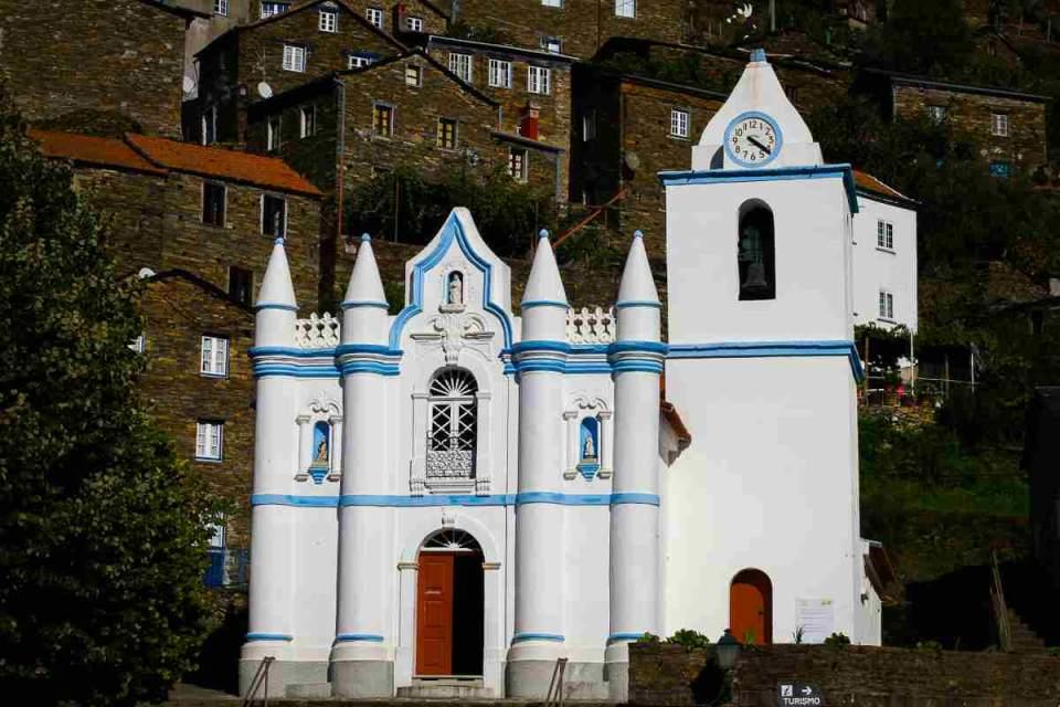 Igreja Matriz no Piodão