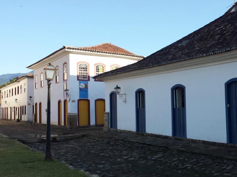 Paraty - Centro histórico