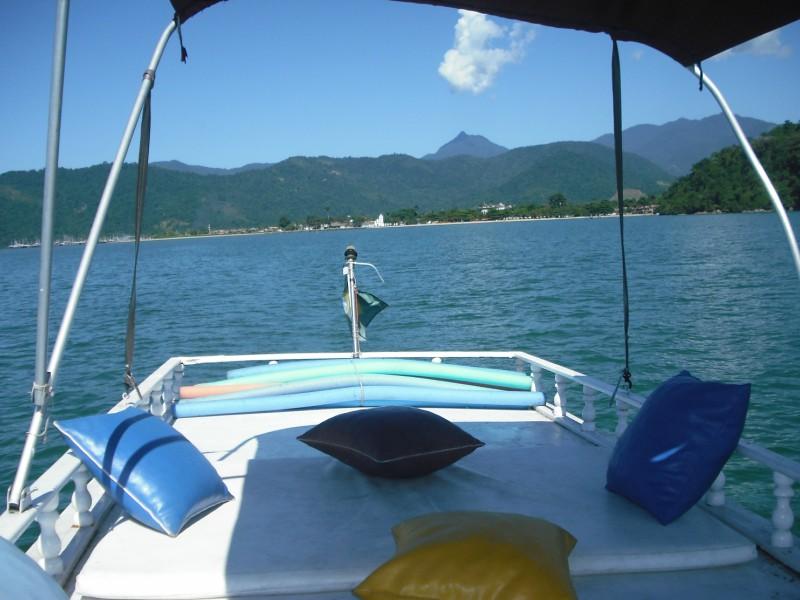 Paraty - Passeio de barco