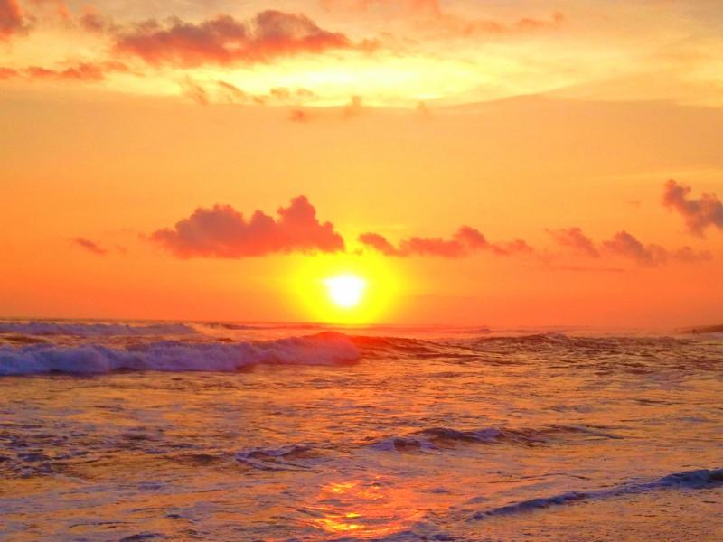 Pôr-do-Sol em Bali
