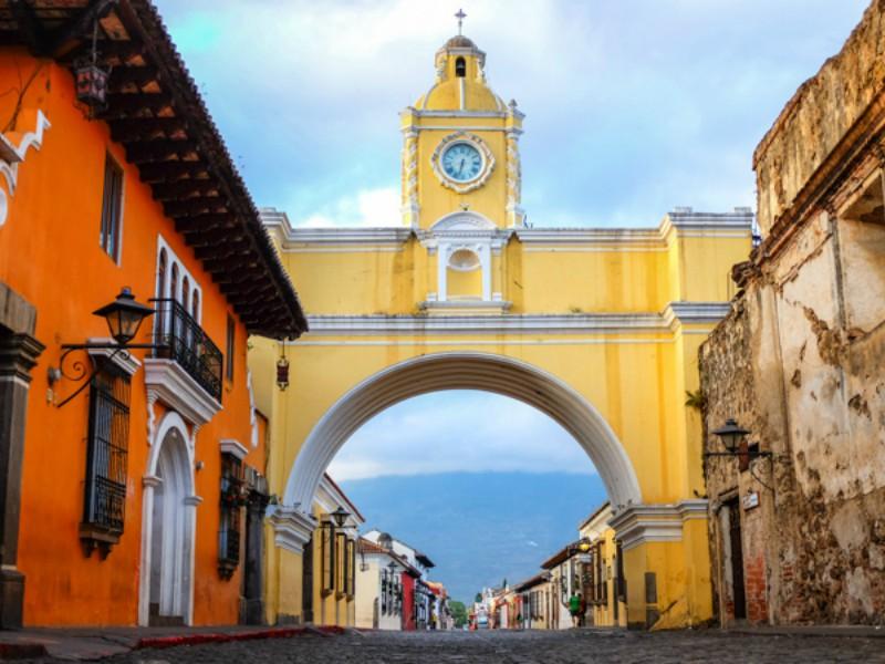 Guatemala, Belize e México
