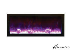 Electric Fireplaces By Amantii Contemporary Electric