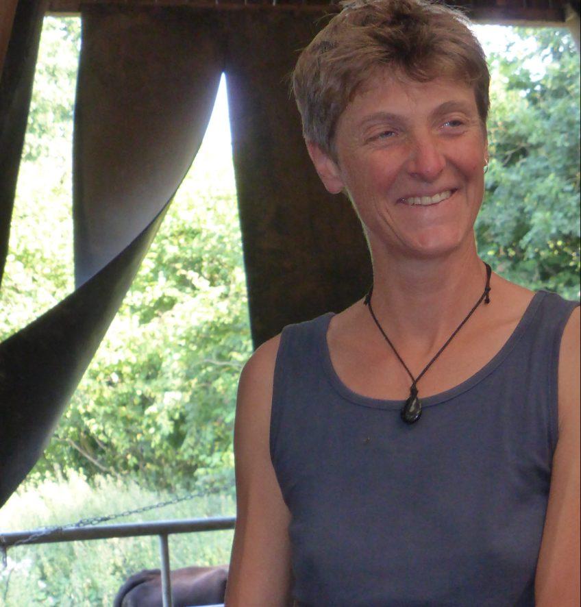 Lauriane Lereau, éleveuse de vaches et fromagère